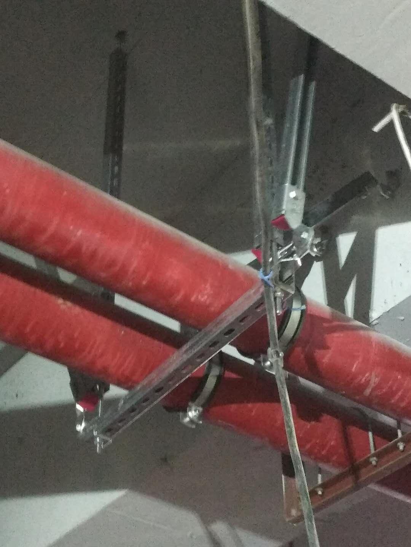 消防管道抗震支管